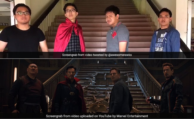 This Low-Budget Parody Trailer Of Avengers: Infinity War Is Viral