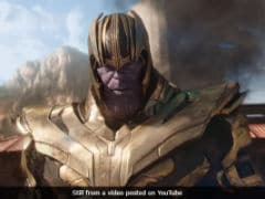 "<i>Avengers: Infinity War</i> Trailer - Avengers Unite As Thanos Threatens ""Half The Universe"""
