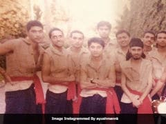 World Theatre Day 2018: Spot Ayushmann Khurrana In This Old Street Play Pic