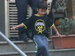 Do You Know What Capoeira Is? Aamir Khan's Six-Year-Old Son Azad Does