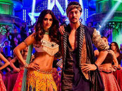 <I>Baaghi 2</i> Preview: Tiger Shroff And Disha Patani 'Rebel' For Love