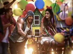 <I>Baaghi 2</i> Song <i>O Saathi</i>: Tiger Shroff, Disha Patani's Love-Soaked College Days