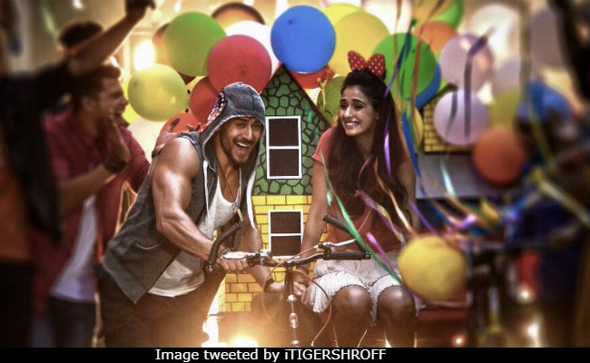 Baaghi 2 Song O Saathi: Tiger Shroff, Disha Patani's Love-Soaked College Days
