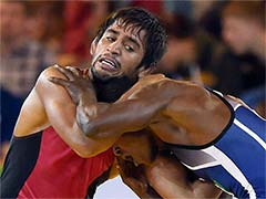 Wrestlers Bajrang Punia, Vinod Kumar Take Bronze At Asian Wrestling Championships