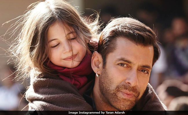 Bajrangi Bhaijaan China Box Office: Salman Khan's Film Shows 'Exceptional Trending'. Crosses 150-crore Mark