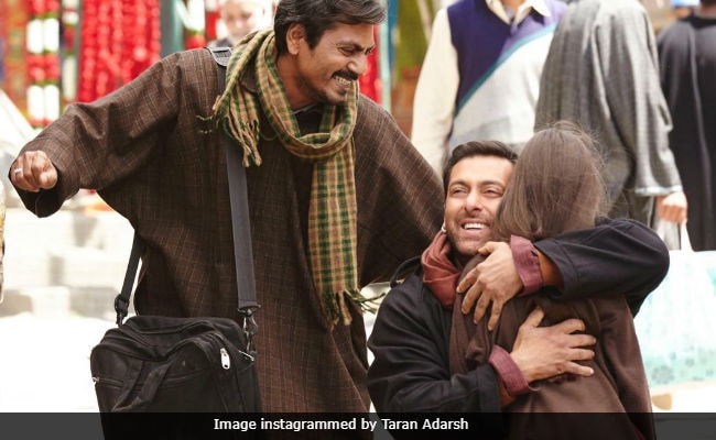Bajrangi Bhaijaan China Box Office: Salman Khan's Film To Cross 100-Crore Mark Soon