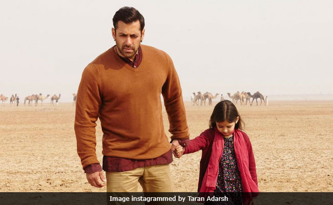 Bajrangi Bhaijaaan China Box Office: Salman Khan's Film In Top 5 In Week 2 (Despite Black Panther)