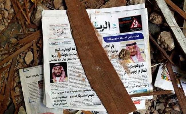 Saudis Intercept Biggest Missile Barrage Yet In Yemen War