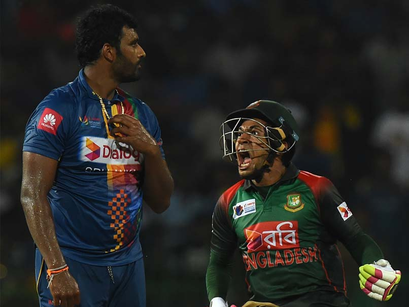 Nidahas Trophy 2018: Sri Lanka, Bangladesh Face Each Other In Virtual Semifinal