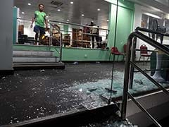 Bangladesh Dressing Room Glass Found Shattered After Ill-Tempered Match