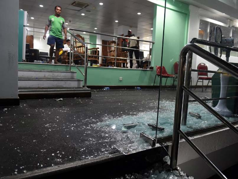 Nidahas Trophy: Bangladesh Dressing Room Glass Found Shattered After Ill-Tempered Match
