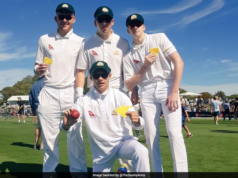 England Fan Group Trolls Australia Over Ball-Tampering, Kiwi Ross Taylor Joins In