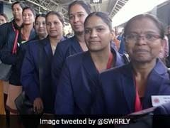 Bengaluru Gets First All-Women-Run Rail Station