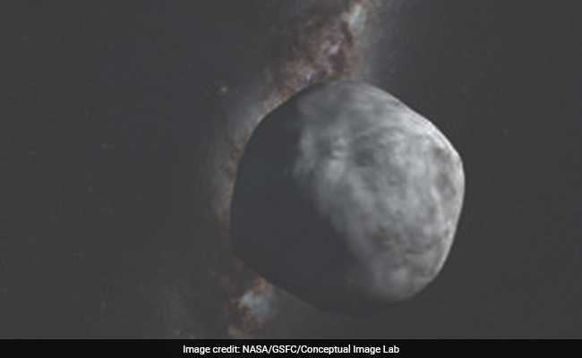 There's A Small Chance An Asteroid Will Smack Into Earth ...