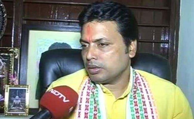 CM बनने के लिए तैयार, लेकिन अंतिम फैसला BJP संसदीय बोर्ड करेगी: बिप्लव देब