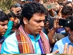 """Conspiracy By Myanmar Drug Peddlers To Kill Biplab Deb"": BJP Leader"