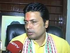 Tripura Chief Minister Says No Need As Tribal Parties Demand Citizen List