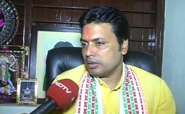 त्रिपुरा के लिए विशेष पैकेज की मांग, सीएम विप्लब कुमार देब पीएम मोदी से करेंगे मुलाकात