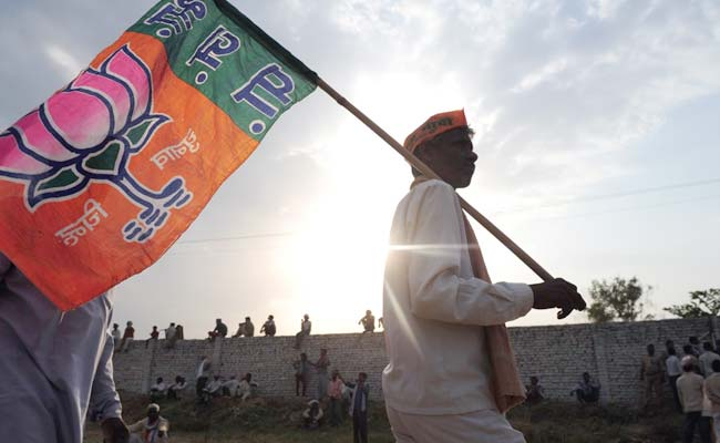 BJP Received 86% Of All Donations To Political Parties In 2017-18: Report