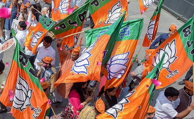 BJP Declares Candidates For Delhi Bypolls To 5 Municipal Seats