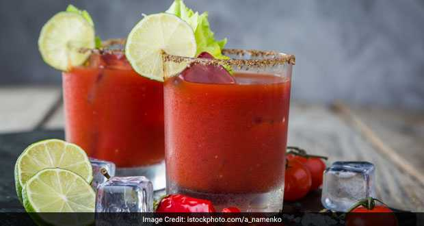 Bloody Mary Recipe by Shatbhi Basu - NDTV Food