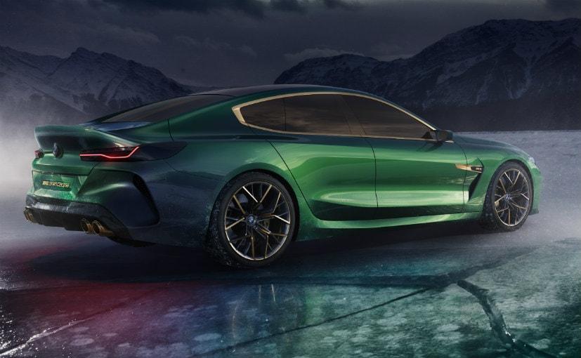 Geneva 2018: BMW M8 Gran Coupe Concept Showcased - NDTV ...