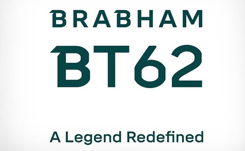 Brabham Automotive's New Car Is BT62; To Be Launched On May 2