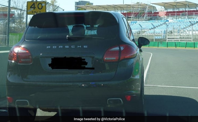 Brand New Porsche Impounded Just 10 Minutes After It Was Bought