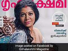 Model Breastfeeding Baby On Kerala Magazine Cover Has Internet Divided