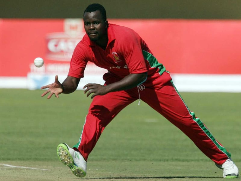 Zimbabwe's Brian Vitori Suspended From Bowling In International Cricket