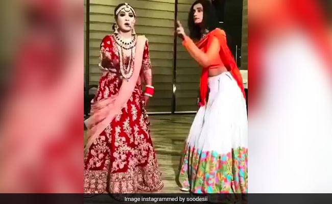 VIDEO: पंजाबी गाने पर दुल्हन का SWAG, जबरदस्त हैं डांस की दीवानगी