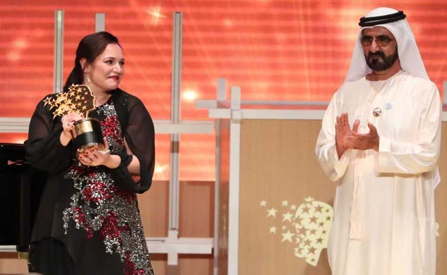 British Teacher Named World's Best, Wins $1 Million Prize