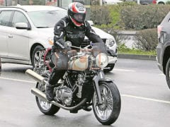 New Updated Brough Superior SS100 Spotted