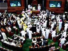 Budget Passed In Lok Sabha With Voice Vote Amid Protests By Opposition