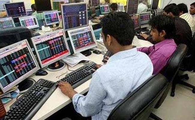 शेयर बाजार में गिरावट का सिलसिला रुका, सेंसेक्स 74 अंक चढ़ा