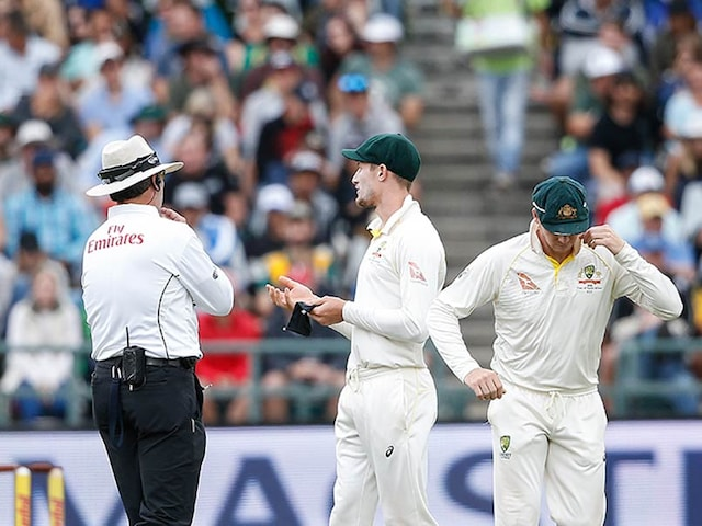South Africa vs Australia, 3rd Test: Cameron Bancroft, Steve Smith Admit To Ball-Tampering