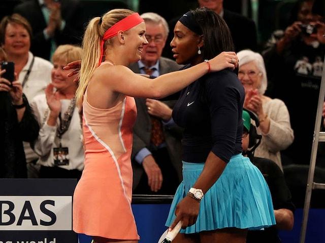 Caroline Wozniacki Cant Imagine Serena WIlliams-Style Return After Motherhood