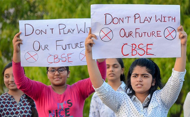 No CBSE Class 10 Math Re-Test In Students' Interest, Says Government