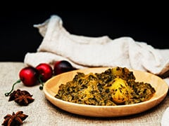 Dhokar Dalna Recipe by Swarup Maity - NDTV Food