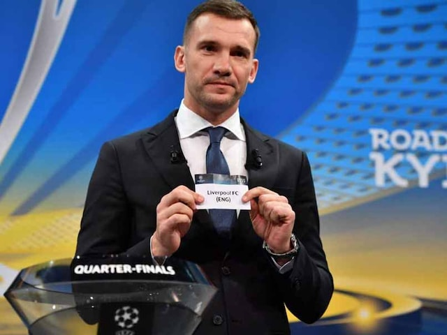 UEFA Champions League: Liverpool Draw Manchester City In Quarter-Finals