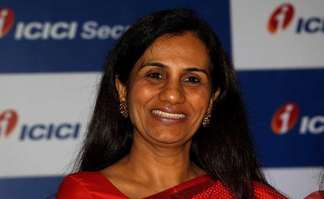 ICICI Bank Denies Report On Sending CEO Chanda Kochhar On Leave