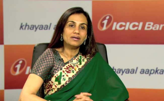 Chanda Kochhar Pulls Out Of President Ram Nath Kovind's Event