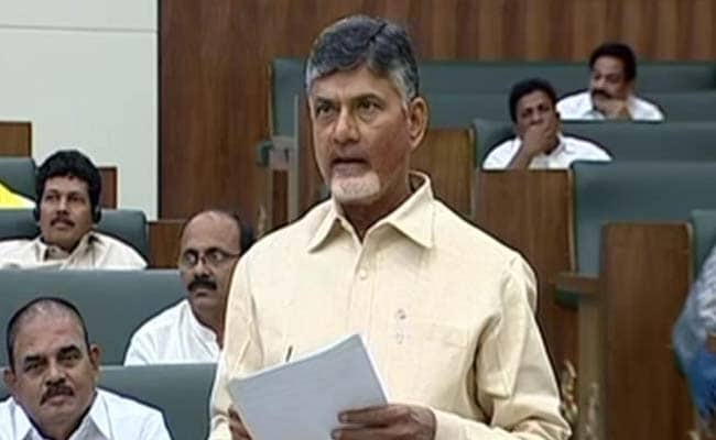 At TDP Meet, N Chandrababu Naidu Discusses Early Elections, EVMs