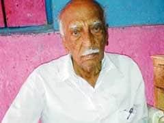 Should I Commit Suicide At Mantralaya, Asks 98-Year-Old War Vet