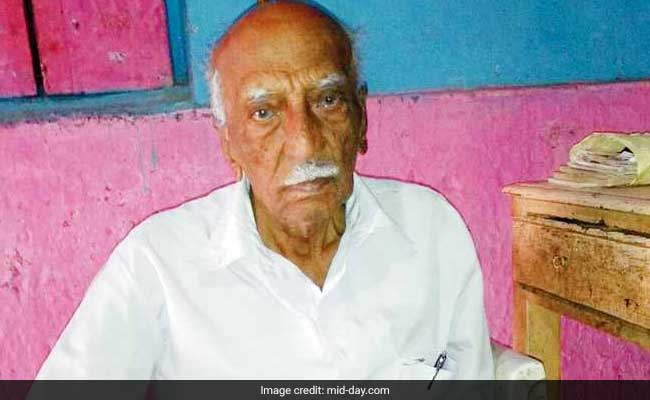 Should I Commit Suicide At Mantralaya, Asks 98-Year-Old War Vet