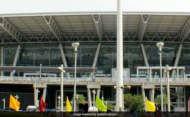 Chennai Airport To Get Rs 2,500 Crore New Terminal: Official