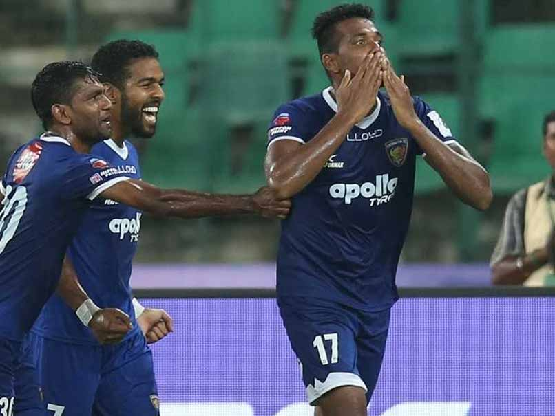 ISL: Chennaiyin FC Through To Finals After Win Over FC Goa