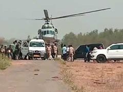 Chhattisgarh Encounter: Bodies Flown To Telangana, Identification Underway