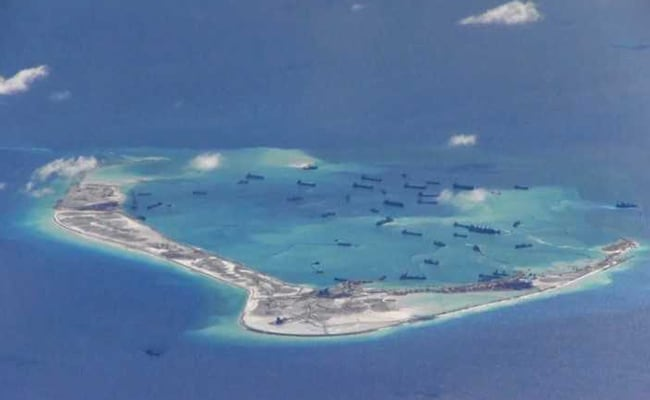 China Flexes Muscle In South China Sea, Western Pacific