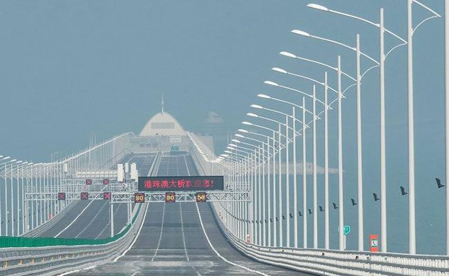 china bridge afp